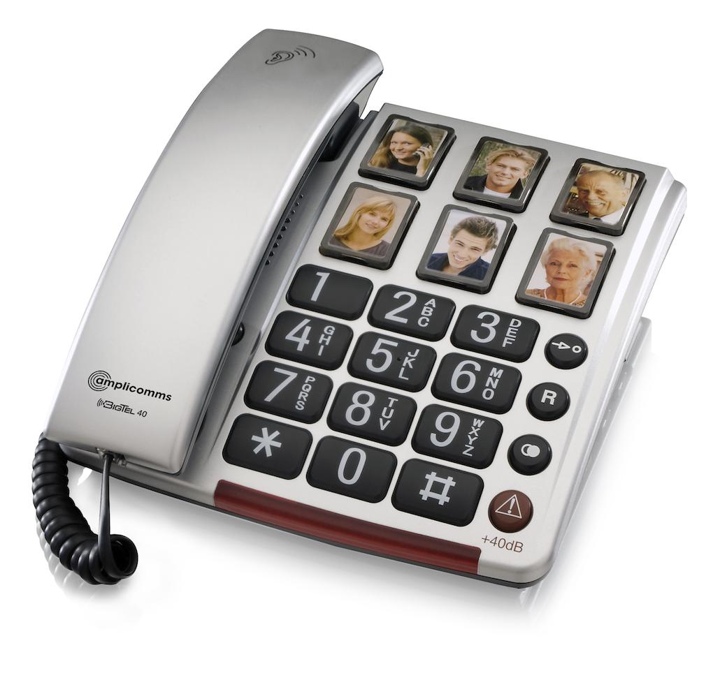 phone for elderly