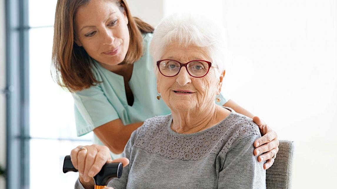mobile nursing dementia